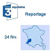 Sauvetage du 24/25 février – France3 Aquitaine