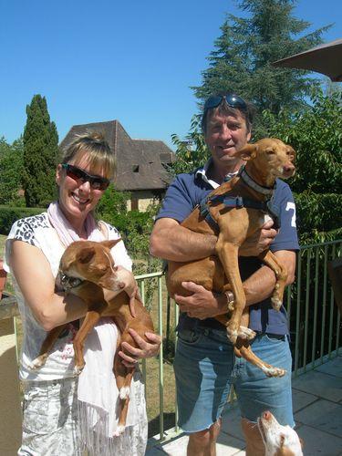 Rafa, devenue Rosie, a rejoint la famille d'Esperanza (devenue Pops)