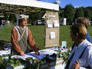 EDL aux fêtes médiévales de Caen