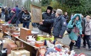 Rejoignez-nous le 9 mars à la foire aux greniers des cheminots à Caen