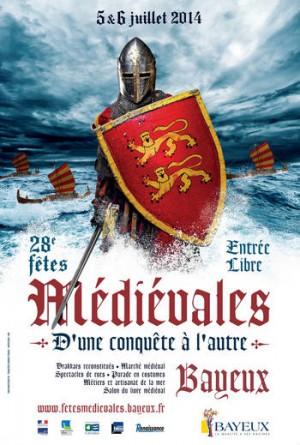 Venez festoyer avec nous le 6 juillet à Bayeux et le 12 juillet à La Pommeraye