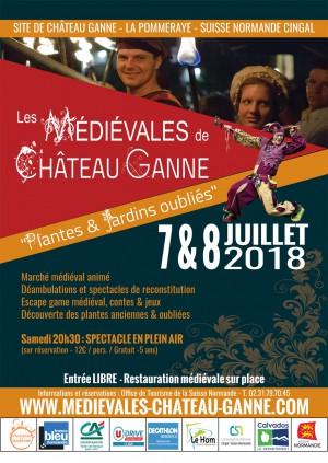 Unique en Normandie : le seul festival médiéval au coeur de la nature et… EDL y sera !
